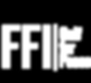 FFI Golf For Peace Logo Header White.png
