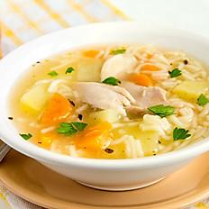 Sopa de casa