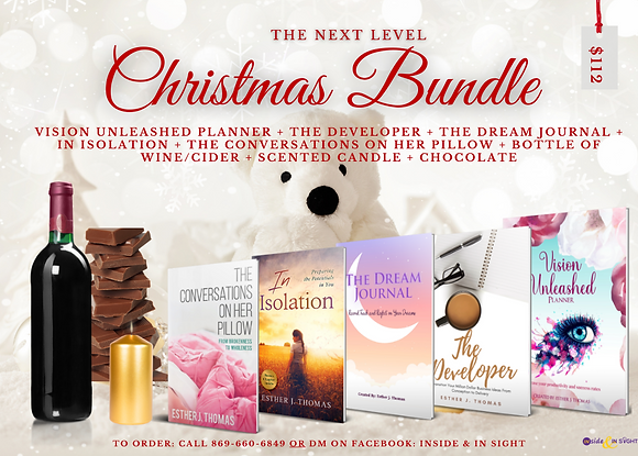 The Next Level Christmas Bundle