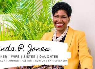 From a Mother's Perspective with Linda P. Jones