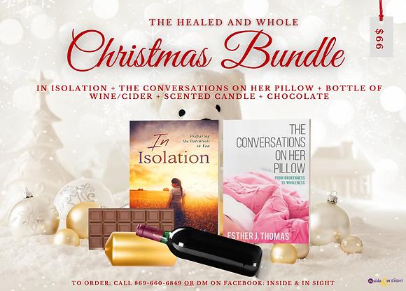 Healed and Whole Christmas Bundle