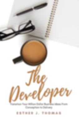 OPtion 2 Front Cover - Business Idea Dev