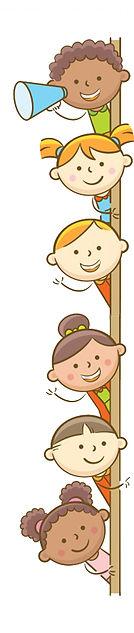 Штаны счастья_изнанка-дети из-за столба.
