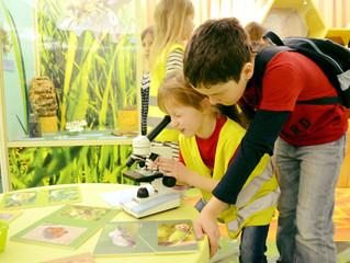 Экскурсия в Тимирязевский музей