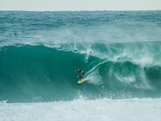Pegando a mesma onda de Carlos Burle