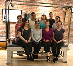 Kinesia Pilates Small Group Class