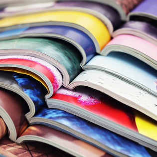 Editorials: Newspapers, magazines and other publications.