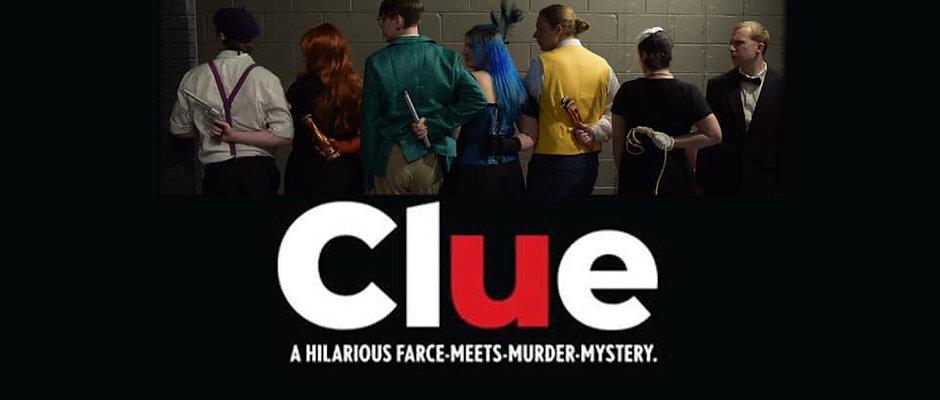 Clue Live on Film