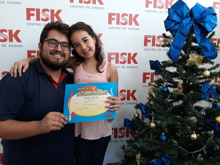 Entrega Certificado KIDS - Dezembro 2018