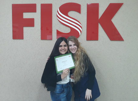 Entrega de Certificados 1º Semestre!