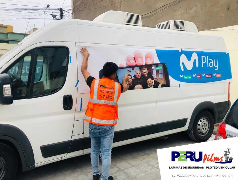 FORRADO VAN CITROEN LIMA PERU