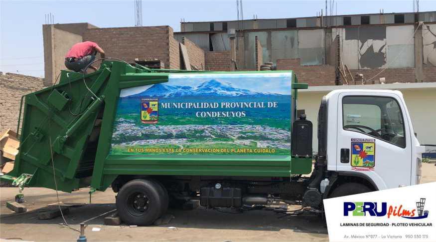 ROTULACION EN VEHICULOS LIMA PERU