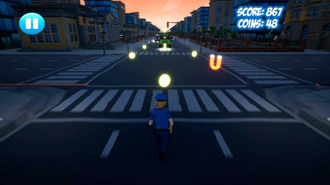 City Dashers Arcade Raknay Games