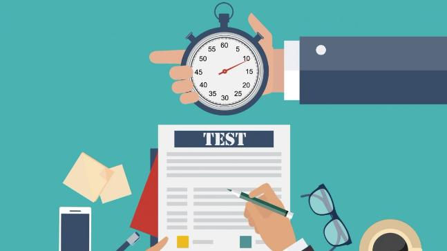 Online One to One Test Preparation
