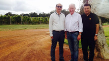 Australian winemakers and Chinese importers work together to create a premium wine for the Asian pal