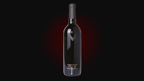 2017 M 西拉子紅葡萄酒