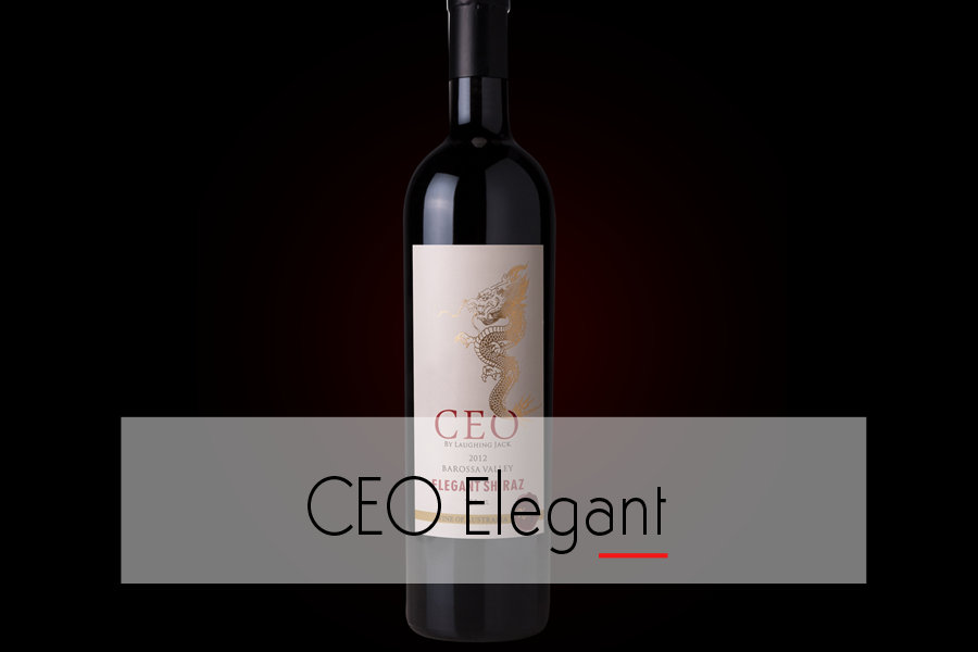 2012 CEO Elegant Shiraz