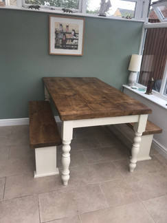 """Thoresby 4ft 6"""" x 3ft"""