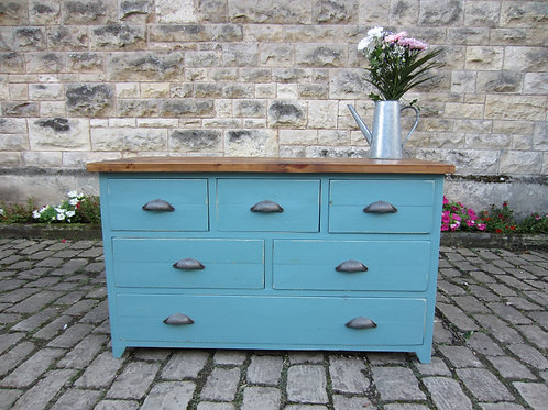 rustic chest of drawers