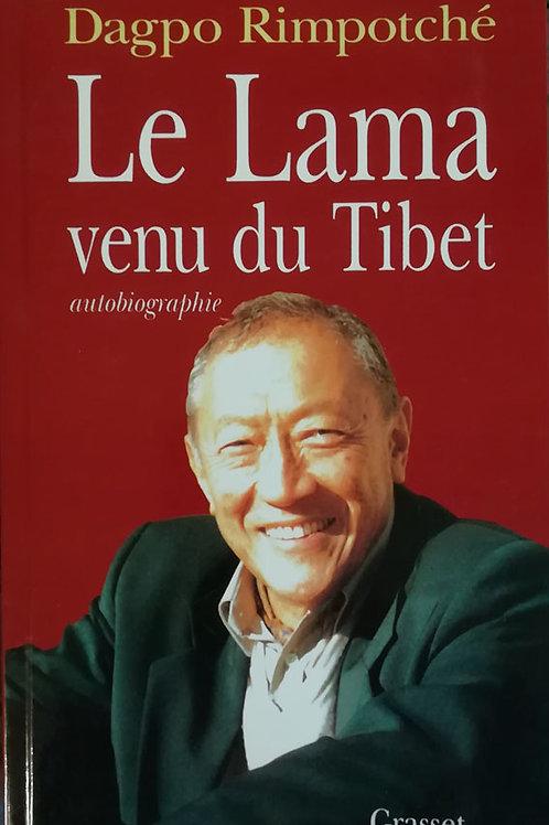 Le Lama venu du Tibet