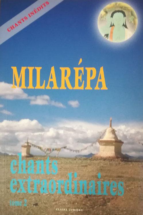 Milarépa, Chants extraordinaires Vol 2