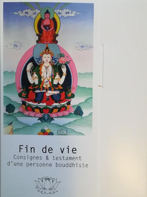 "Kit ""Fin de vie"""
