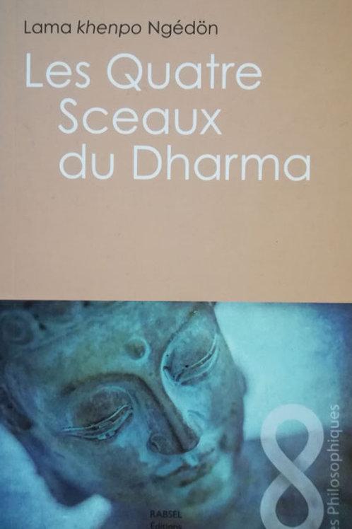 Les quatre sceaux du Dharma