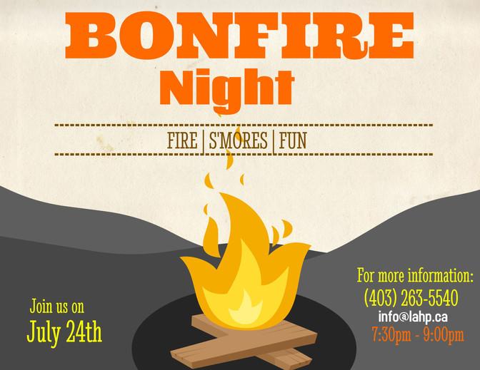 Family Bonfire Night!