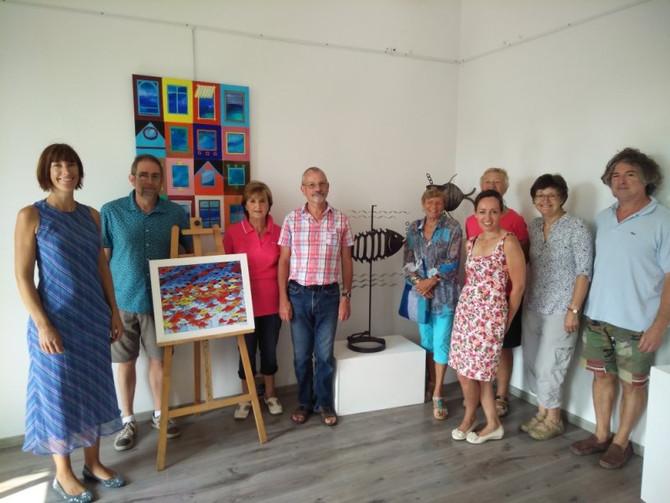 Expo at Costa Brava