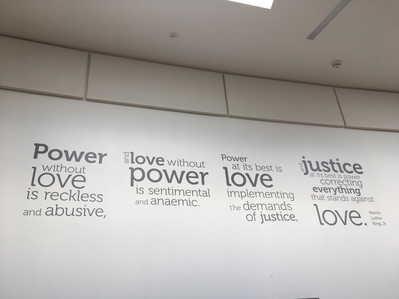 Corrymeela power and love