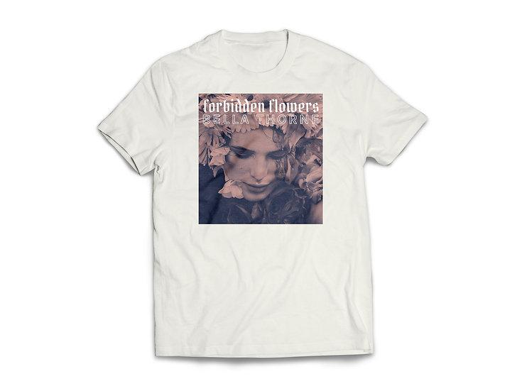 tour t-shirt cream