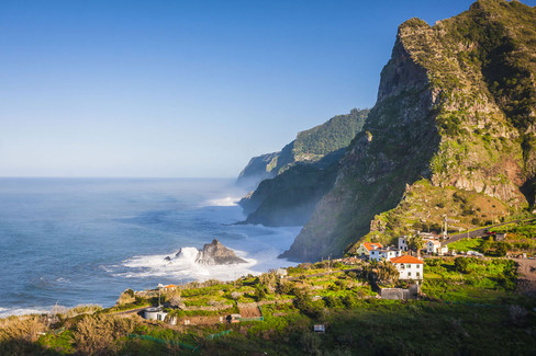 The Charming Island of Madeira