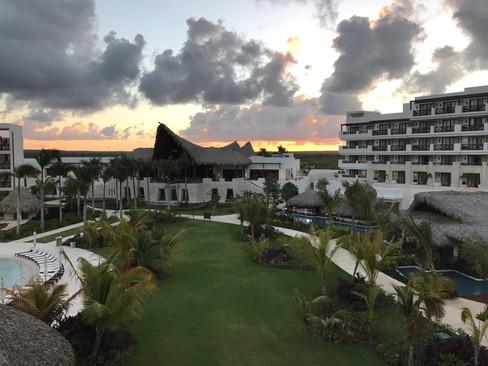 At long last, Courtney actually visits Punta Cana!