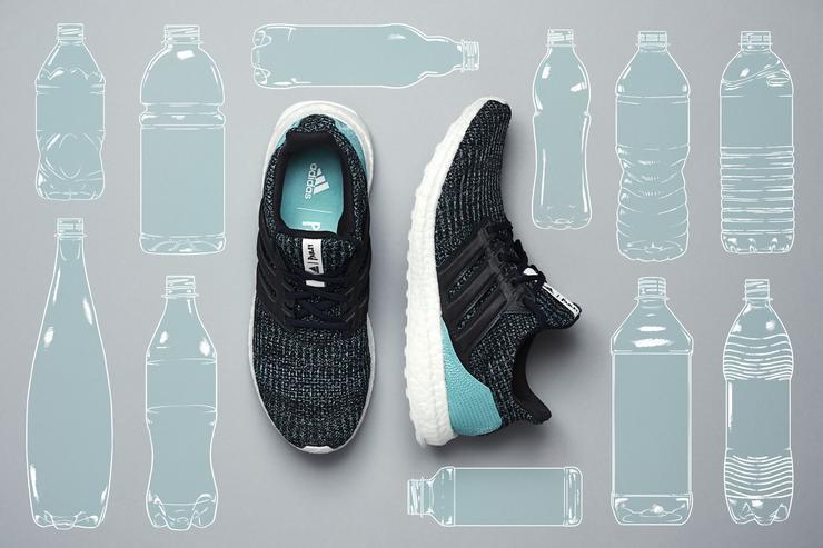 Coleção Adidas x Parley