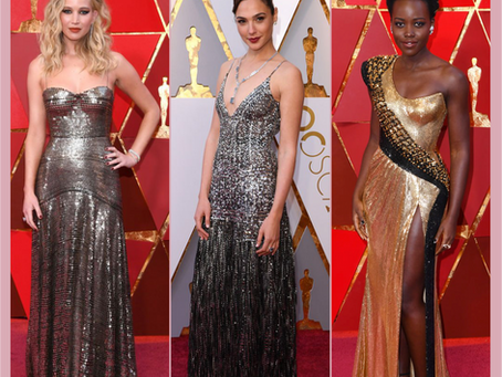 As tendências de moda festa no Oscar 2018