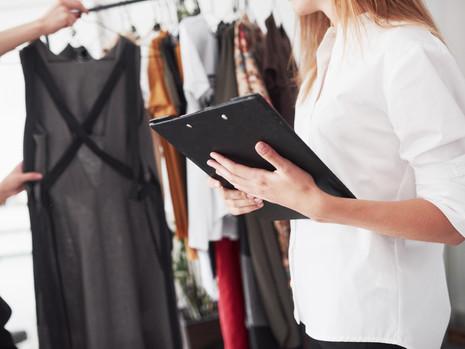 Treinamento para lojas de roupas