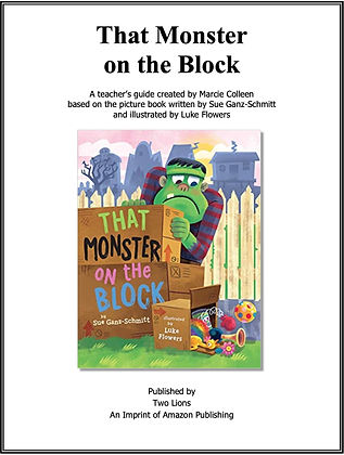 That Monster on the Block Readers Theater Script