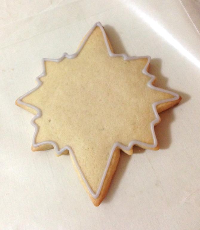 Custom Birthday Set w/ a Moravian Star