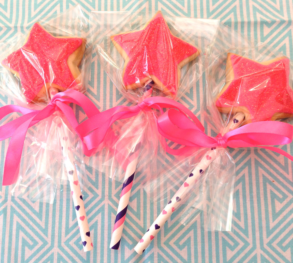 Cookie Wand Party Favors