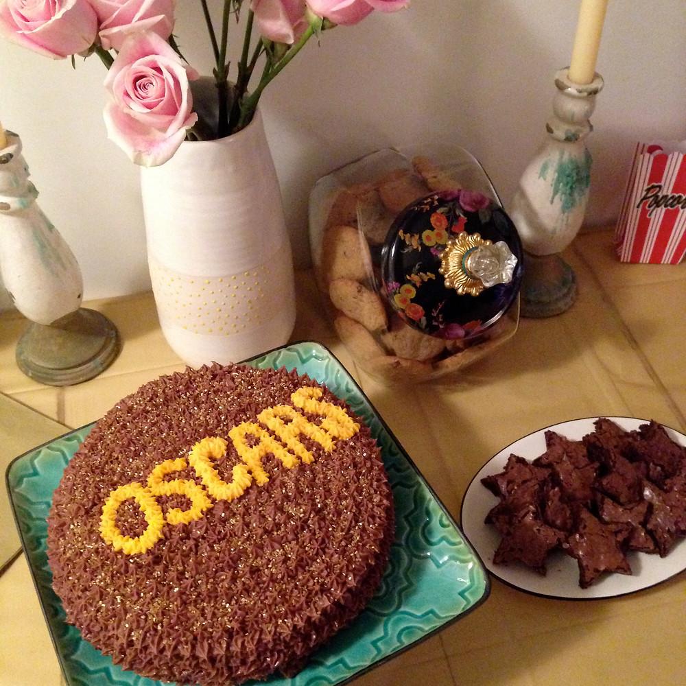 Oscar Desserts