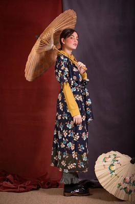 Kimono Narciso lungo | Come Le Ciliegie