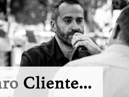 Caro cliente, ho bisogno di te!