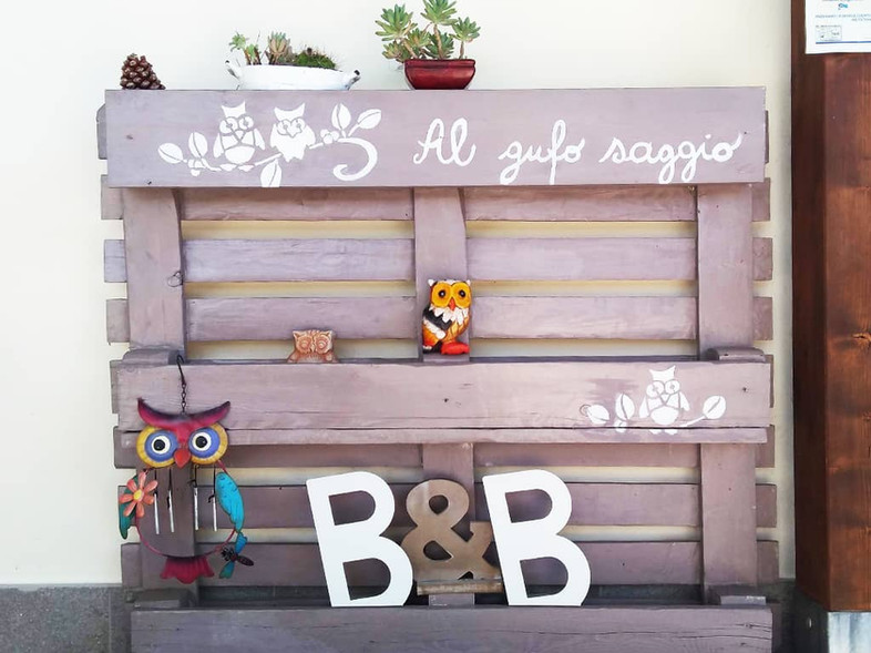 B&B Al Gufo Saggio