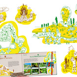 Illustrationen Pfadi Schweiz broschüre