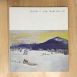 kunstbuch Walter Haettenschweiler