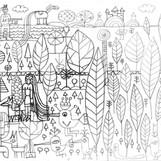 Zeichnung Entwurf