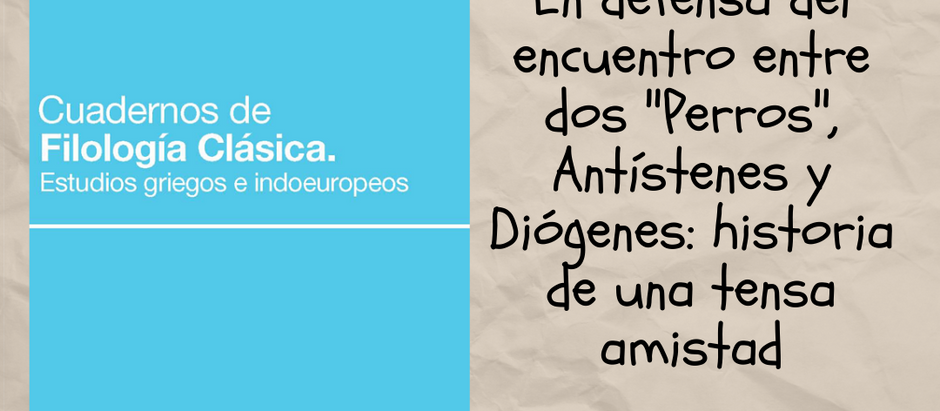 """Indicação de Leitura - En defensa del encuentro entre dos """"Perros"""""""