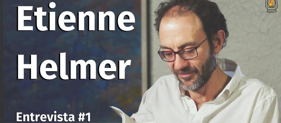 Cinismo: mendicância, corpo e imagem com Etienne Helmer - Entrevistas #1