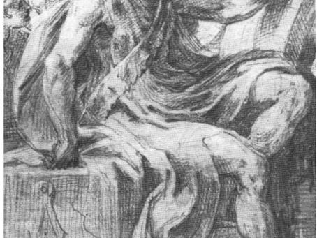 Diogenes de Parmiginiano – antes de 1524