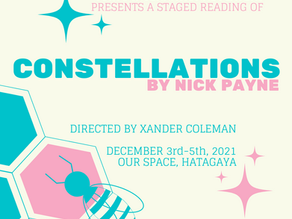 TIP Proudly Presents: Constellations